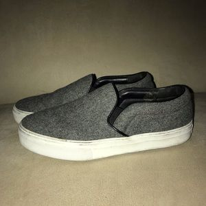 Authentic Celine slip on sneakers